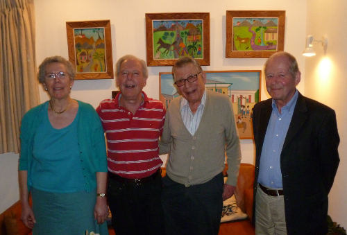 SCS founders, August 2013